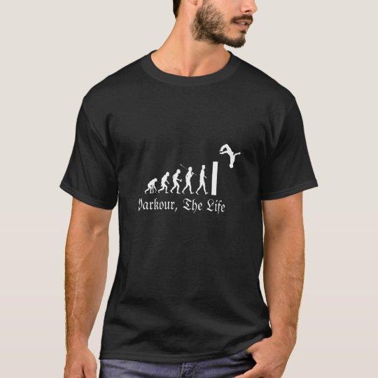 """T-Shirt """"Parkour The Life"""""""