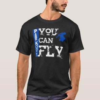 T-shirt Parkour - vous pouvez voler