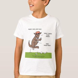 T-shirt Parky et Joey