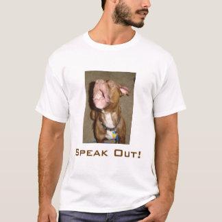 T-shirt Parlez !