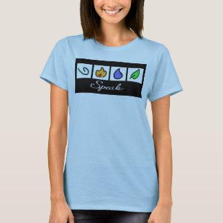T-shirt Parlez