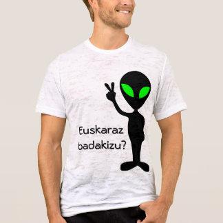 T-shirt Parlez-vous basque ?