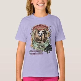 T-shirt Parodie animale Chopin de compositeur de Frederic