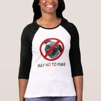 T-shirt Parole-Aucun-À-Carlins
