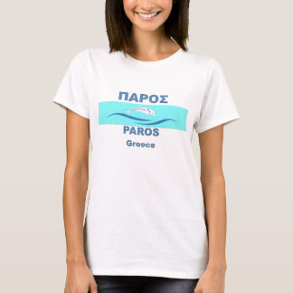 T-shirt Paros