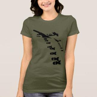 T-shirt parti de bombes