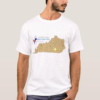 T-shirt Parti démocrate du comté de Pulaski