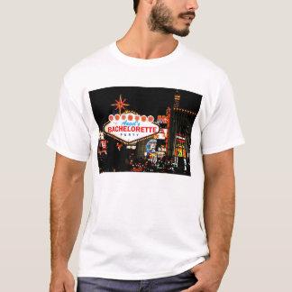 T-shirt Partie de Bachelorette de l'ange
