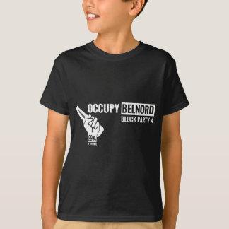 T-shirt Partie de bloc 4