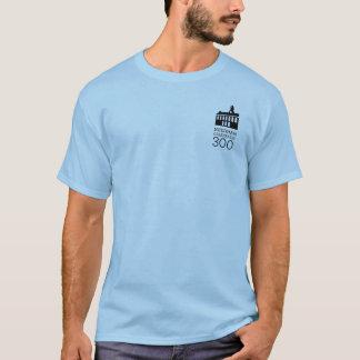 T-shirt Partie de bloc d'entraînement de laurier