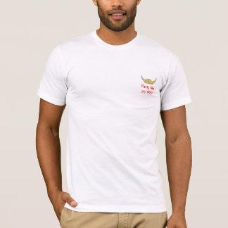 T-shirt Partie de drakkar de Viking