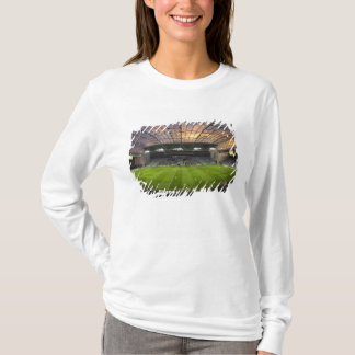 T-shirt Partie de football, stade de Forsyth Barr, Dunedin