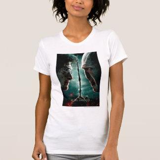 T-shirt Partie de Harry Potter 7 - Harry contre Voldemort