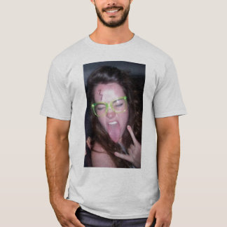 T-shirt Partie de Megan Walton