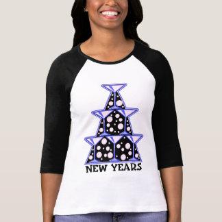T-shirt Partie de réveillon de la Saint Sylvestre