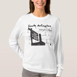 T-shirt Partie I de village de SA Arlington