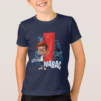 T-shirt Partons Wabac