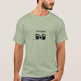 T-shirt partouzeur