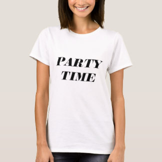 T-SHIRT PARTY !
