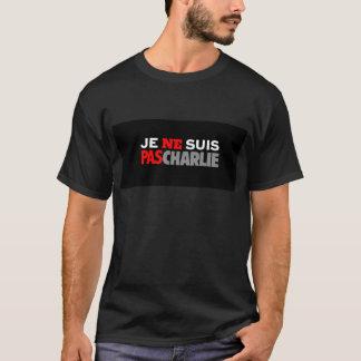 T-shirt Pas Charlie de Ne Suis de Je