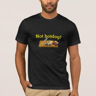 T-shirt pas hot dog