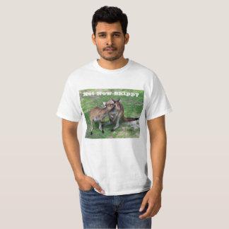 T-shirt Pas maintenant Skippy