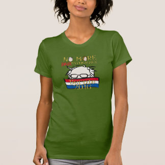 T-shirt Pas plus de Cheveux-istocracy - Bernie pour le