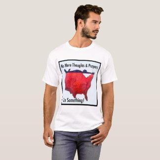 T-shirt Pas plus de pensées et de prières
