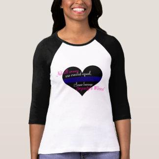 T-shirt Pas tout est égal créé !