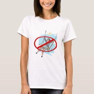 T-shirt Pas un partouzeur
