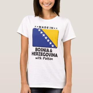 T-shirt Passion K de la Bosnie-Herzégovine