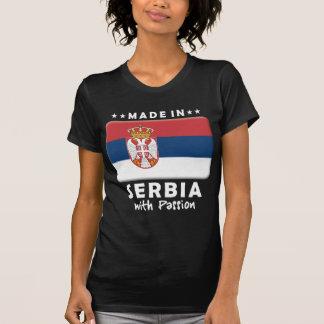 T-shirt Passion W de la Serbie