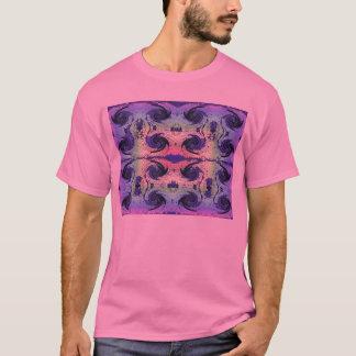 T-shirt pastels et remous