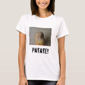 T-shirt Patate