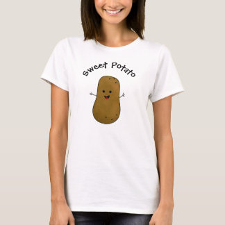 T-shirt Patate douce