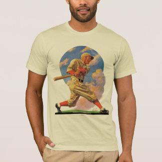 T-shirt Pâte lisse de base-ball