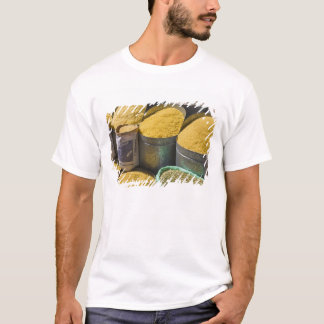 T-shirt Pâtes et haricots secs à vendre, Marrakech, 2