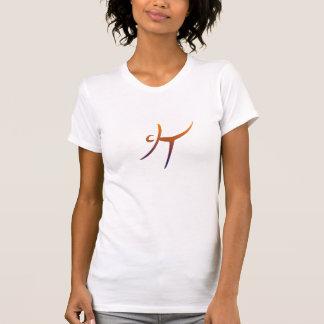 T-shirt patineur de glace