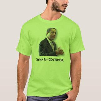 T-shirt Patrick pour le GOUVERNEUR
