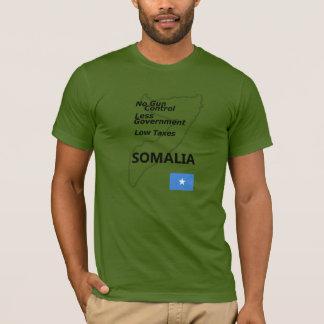T-shirt Patrie : La Somalie