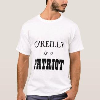 T-shirt Patriote de Bill O'Reilly