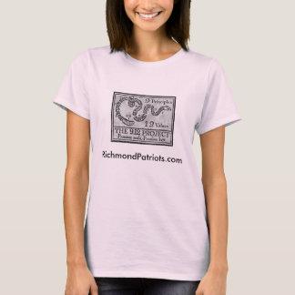T-shirt Patriotes de Richmond 9/12 groupe