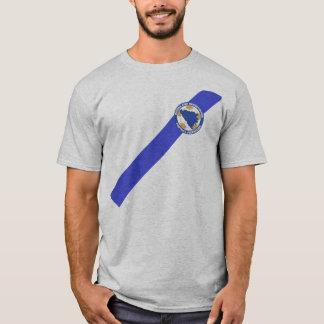 T-shirt patriotique de BiH Jersey - Dzeko 11