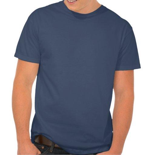 T-shirt patriotique d'étoile vintage de corps d'ai