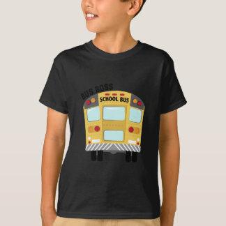 T-shirt Patron d'autobus