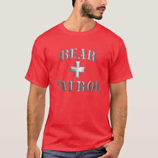 T-shirt Patrouille d'ours