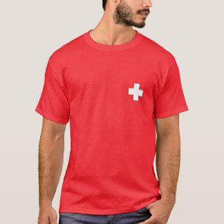 T-shirt Patrouille - vous n'êtes pas blessés, ne vous