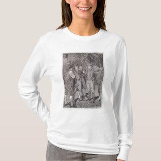 T-shirt Paul Revere à Lexington