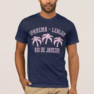 T-shirt Paumes Rio d'Ipanema Leblon