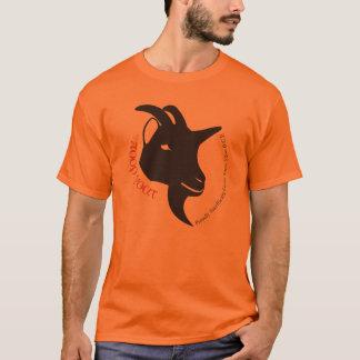 T-shirt pauvre chèvre